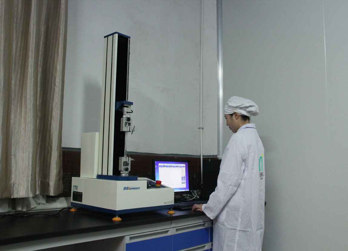 Product testing laboratory